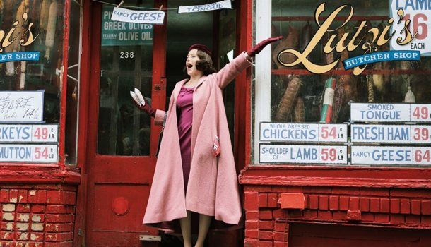 The Marvelous Mrs Maisel e la comicità coraggiosa