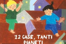 "VandA Epublishing presenta: ""12 case, tanti pianeti"" di Agnese Bizzarri"