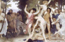 Dioniso e la danza delle menadi: un modello iconografico