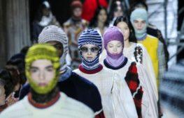 Calvin Klein: popcorn per tutti alla NYFW