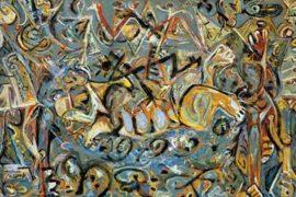 Il labirinto di Pollock dal Minotauro all'Uomo