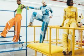 Le tute Adidas anni '90 remixate da Daniëlle Cathari