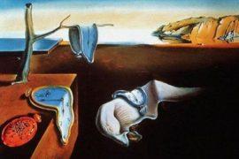 Il tempo che scorre e si ferma nell'arte Parte I