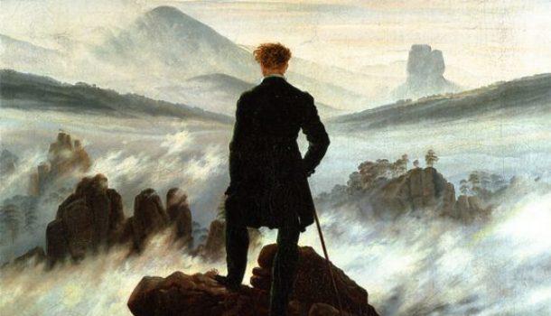 Caspar David Friedrich: dallo struggimento all'inatteso meriggio