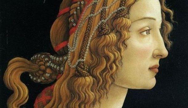 Un sentimento amoroso può giustificare l'origine del ritratto?
