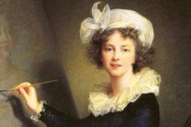 Elisabeth Vigèe Le Brun: una pittrice alla corte di Versailles