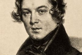 Robert Schumann, una follia in musica