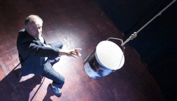 """Harold Pinter al Pacta Salone Milano: """"Il Custode"""""""
