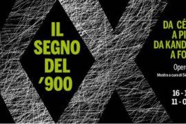 """""""IL SEGNO DEL '900"""" AL MUST DI VIMERCATE"""