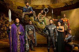 Da un piccolo regno africano a minacce galattiche: i film Marvel in uscita nel 2018