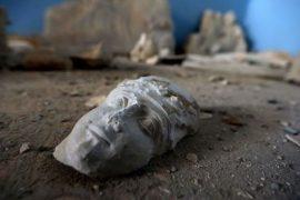 Le opere d'arte insanguinate: l'Isis e il commercio di reperti archeologici