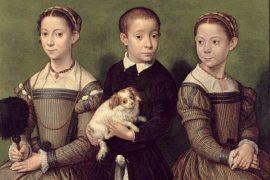 La donna del Rinascimento italiano: Sofonisba Anguissola