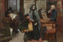 Le donne nell'Ottocento e le difficoltà per emergere come artiste