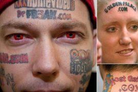 Advertising tattoo: quando il tatuaggio diventa business