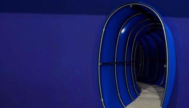 Eva Kot'átková al Pirelli HangarBicocca