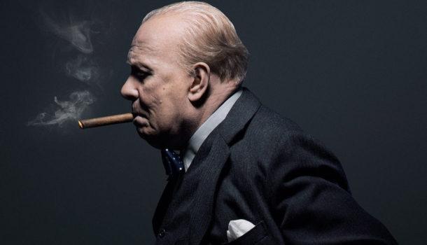 """L'ora più buia"" di Churchill"