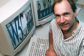 Tim Berners-Lee scrive a suo figlio, il World Wide Web