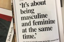 Gender fluid: la libertà sessuale di un genere non binario