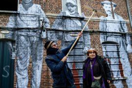 Visages, villages di Agnès Varda e JR: una strana coppia in giro per la Francia