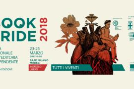 BOOK PRIDE 2018:  la fiera nazionale dell'editoria indipendente