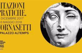 Fornasetti: una mostra-dialogo a Palazzo Altemps di Roma