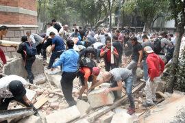 Terremoto in Messico, 7,2 di magnitudo per la prima scossa