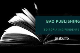 EDITORIA INDIPENDENTE: I FUMETTI DELLA BAO PUBLISHING