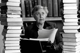 Agatha Christie e il mistero
