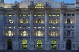 Palazzo Mezzanotte: luogo storico di Milano