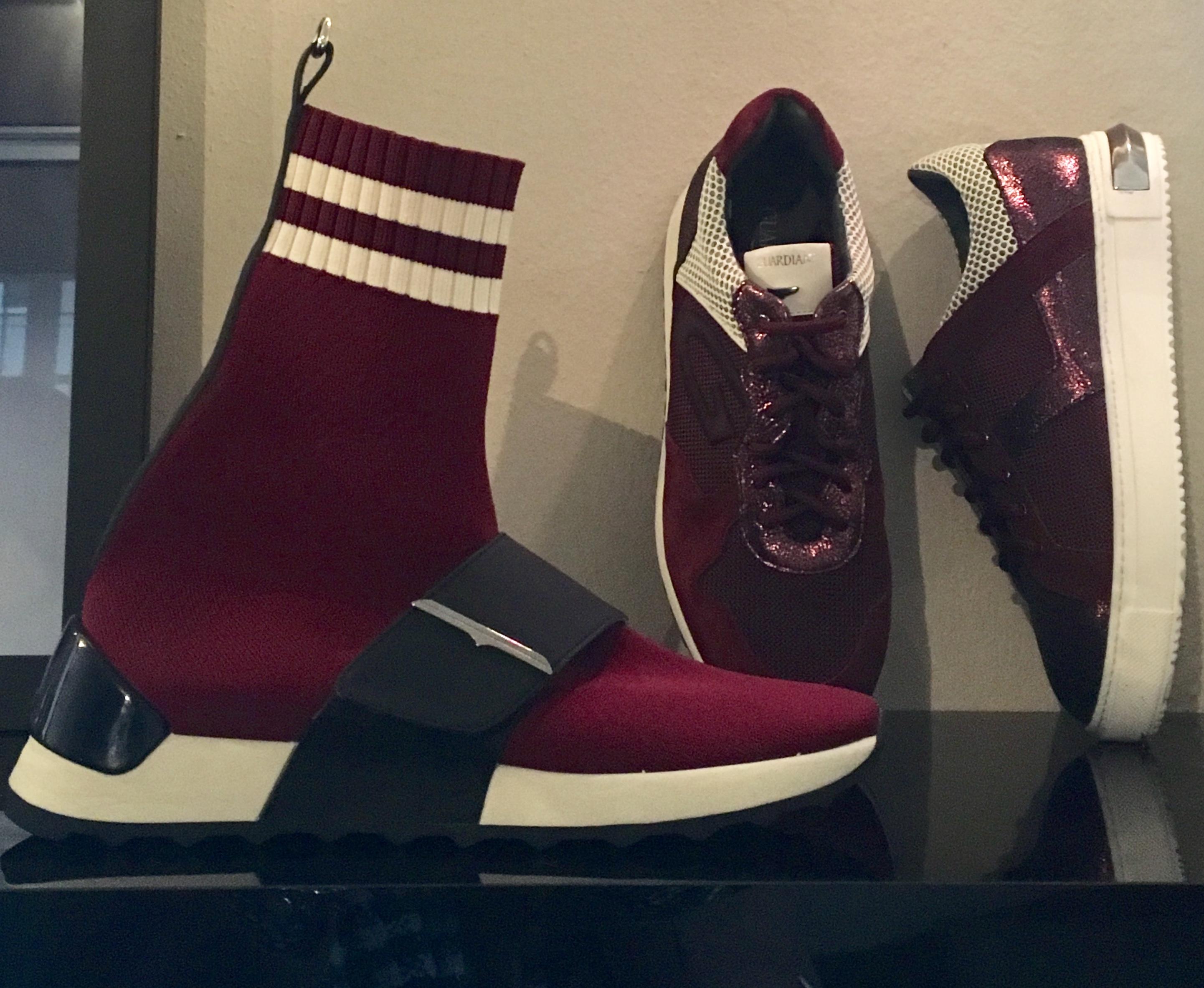 #MFW ALBERTO GUARDIANI: il futurismo alla moda