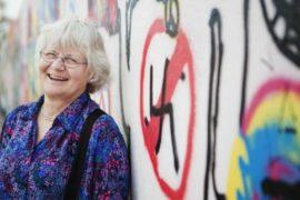 Combattere il razzismo con le bombolette spray: la storia di Irmela