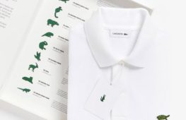 Save our species, Lacoste abbandona l'iconico coccodrillo
