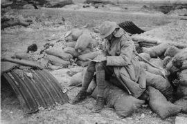 Marinetti e Serra: due intellettuali nella Prima Guerra Mondiale