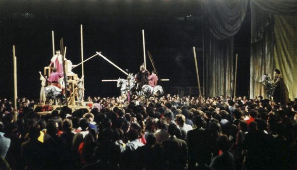 Dal poema alle scene: l'Orlando Furioso nel teatro di Luca Ronconi