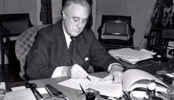 Franklin D. Roosevelt e il nuovo corso