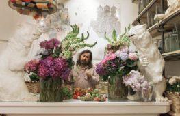Thierry Boutemy: il floral designer preferito dalle star