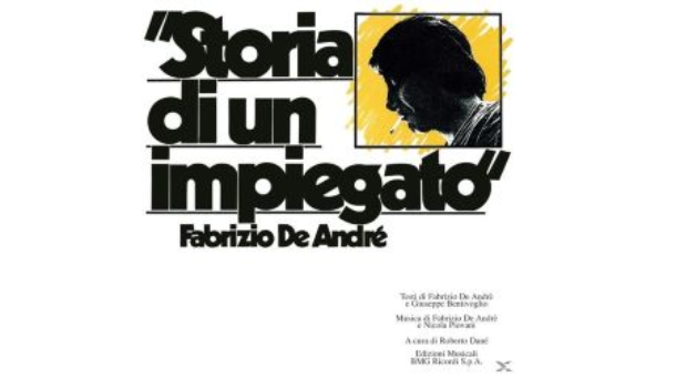 Storia di un impiegato di Fabrizio De Andrè pt.1