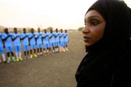 Salma al-Majidi: la prima donna araba ad allenare una squadra di calcio