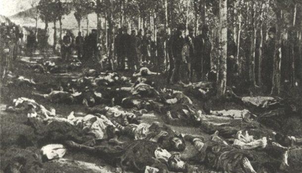 """""""Meditate che questo è stato"""": il genocidio armeno"""