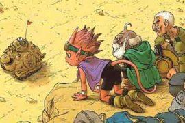 """""""Sand Land"""" di Arkiyra Toriyama"""