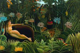 Nella giungla fiabesca di Henri Rousseau