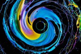 Un chimico e un artista: Fabian Oefner