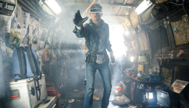 Ready Player One: la realtà virtuale che celebra l'arte cinematografica
