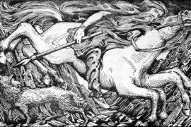 Eros e Thanatos: il germoglio di Hel e la furia omicida di Freyja