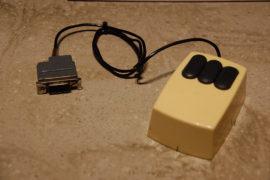 Il primo mouse nella storia dei personal computer