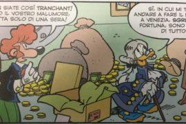 """""""Me misero, me tapino!"""": la lingua di """"Topolino"""" tra quotidiano e letterario"""