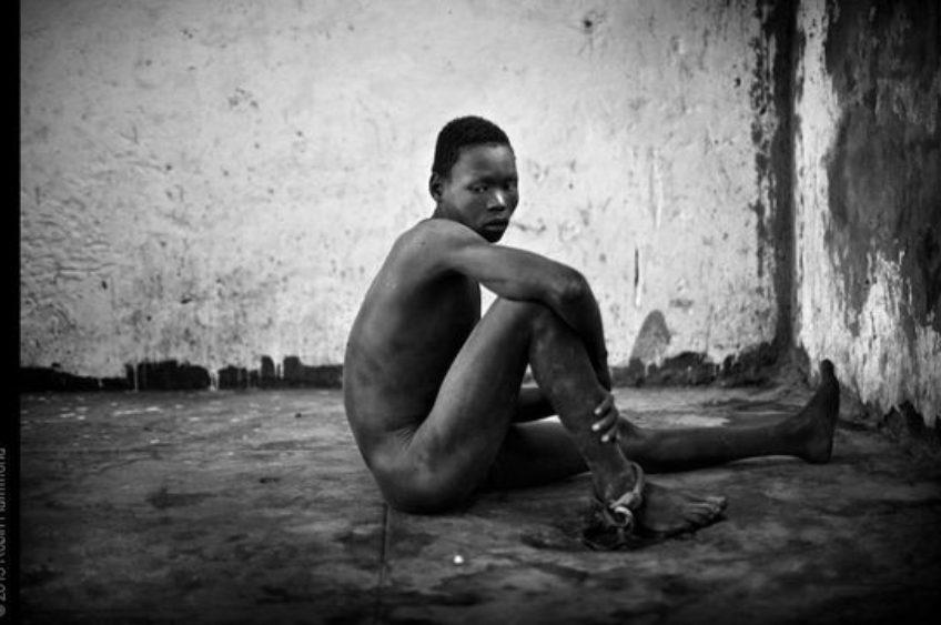 Grégoire: la malattia mentale in Africa