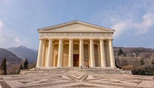Antonio Canova a Possagno parte II: il Tempio