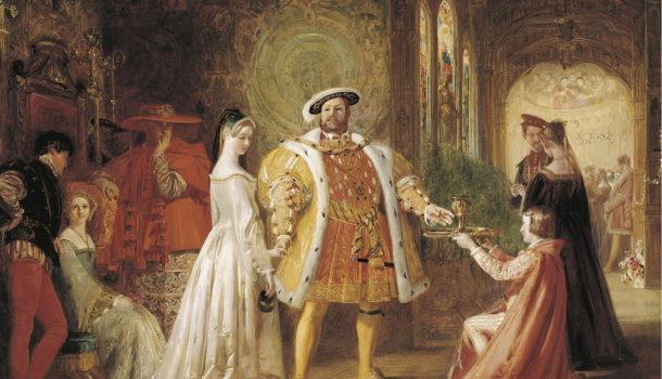 Sei spose per Enrico VIII
