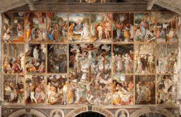 Gaudenzio Ferrari a Varallo: la prima tappa del percorso artistico dell'artista piemontese